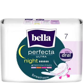 Bella Perfecta Ultra Night silky drai
